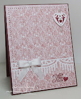 ODBD Bless Your Heart, ODBD Custom Ornate Hearts Die Set, ODBD Custom Beautiful Borders Die Set, ODBD Heart and Soul Collection Designer Paper, Card Designer Angie Crockett