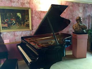 Accordeur piano Rueil Malmaison