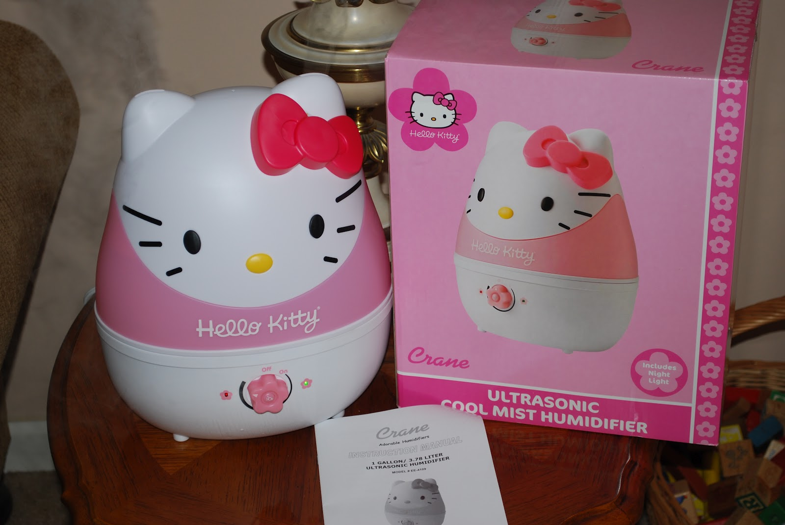 Hello Kitty Humidifier Giveaway Bb Product Reviews