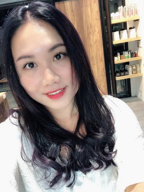 新莊Wor Hair 髮廊, 低調紫外光色染髮