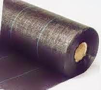 malla geotextil antihierbas para instalación césped artificial