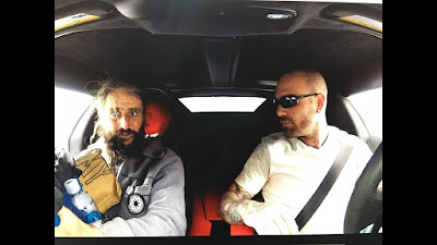 Lamborghini Aventador Owner Makes A Homeless Man's Day
