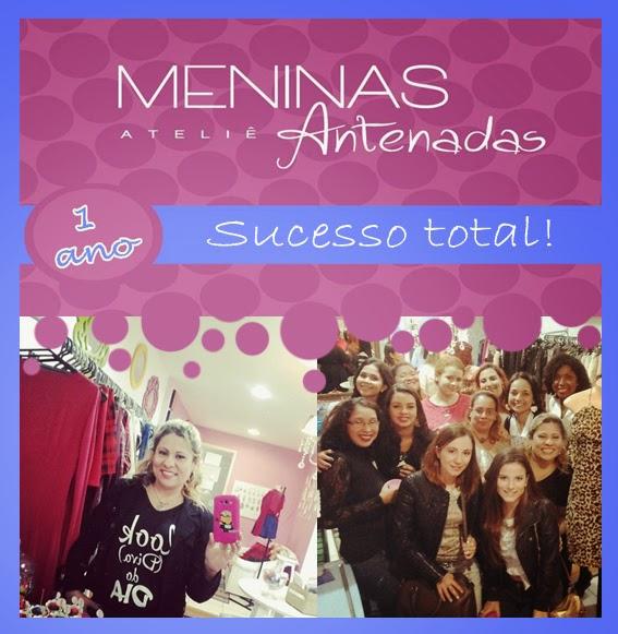 Meninas Antenadas, ateliê, blogueira s.a., blogueiras, fashion, moda, tee
