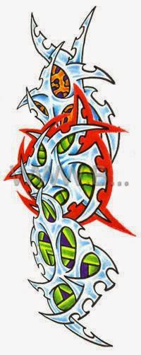 tatuajes biomecanicos diseños