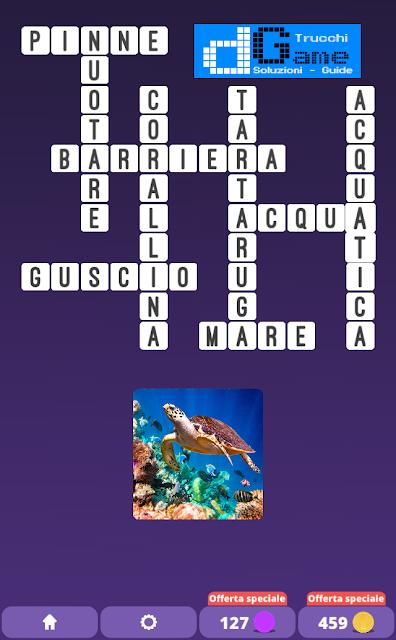Soluzioni One Clue Crossword livello 16 schemi 1 (Cruciverba illustrato)  | Parole e foto
