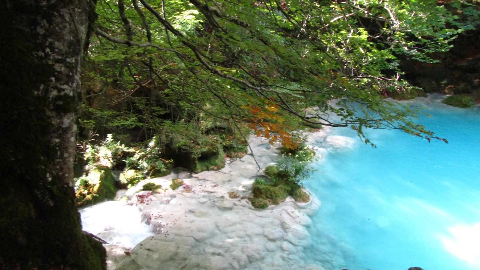 Ruta por el Parque Natural Urbasa-Andina, Navarra