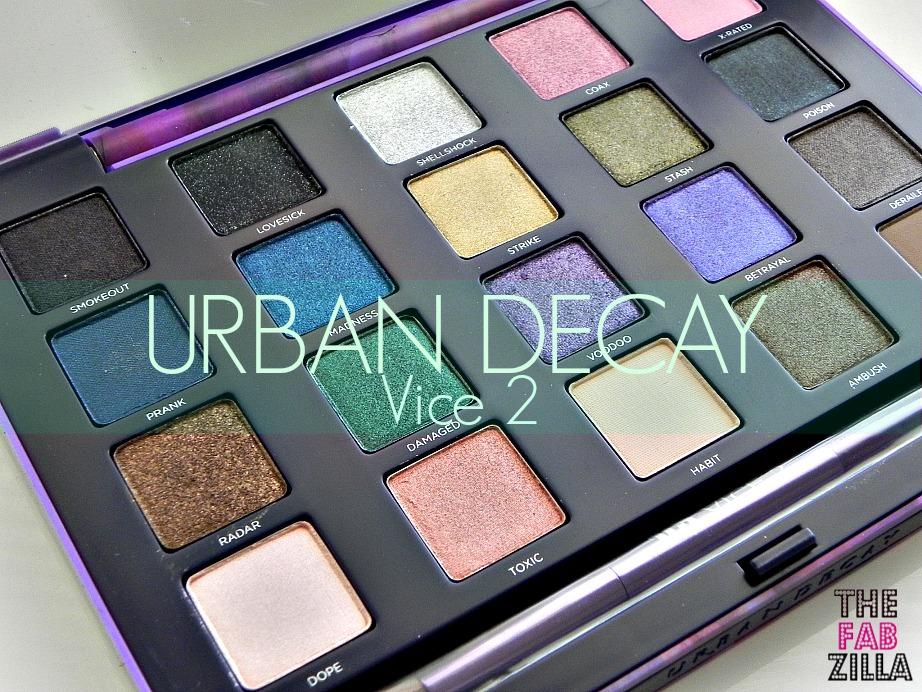 Urban Decay 2-Pc. Troublemaker Eyeshadow Palette & Mascara ... |Urban Decay Palette 2