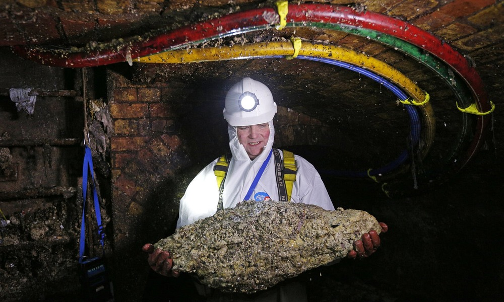 Whitechapel fatberg