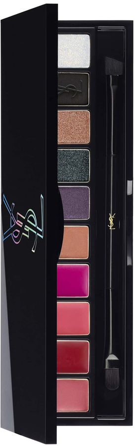 YSL Night 54 Couture Variation Palette for Eyes & Lips