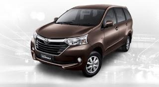 Harga Toyota Avanza di Pontianak Warna Dark Brown Mica Metallic