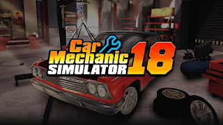 game car mechanic simulator