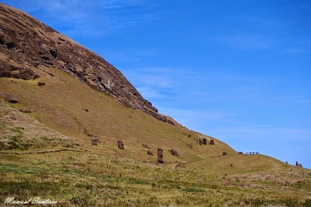 Isola di Pasqua, Rano Raraku