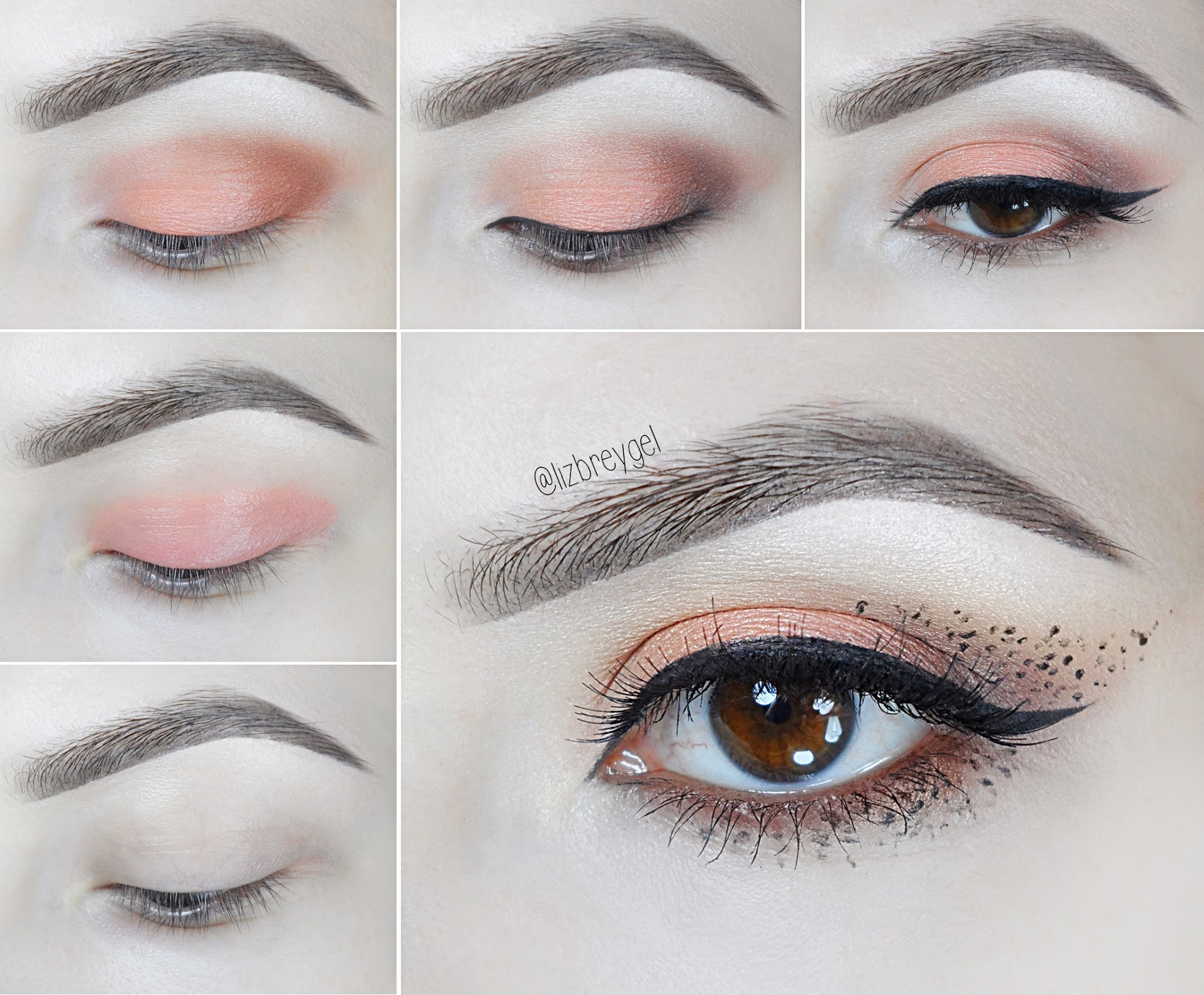 Pumpkin Spice Latte Makeup Tutorial | I ♥ Autumn by Liz Breygel on January Girl blog