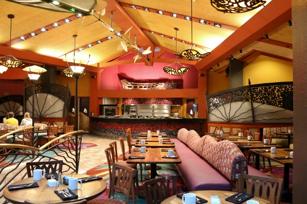 Kona Cafe Breakfast Hours Disney