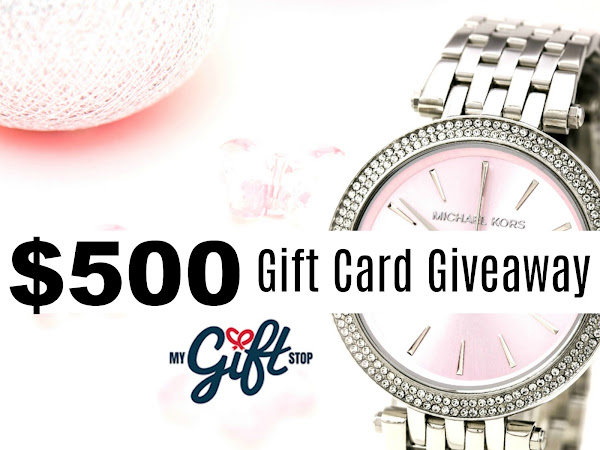 Valentine's Day Gift Ideas from My Gift Stop + $500 Gift Card #Giveaway