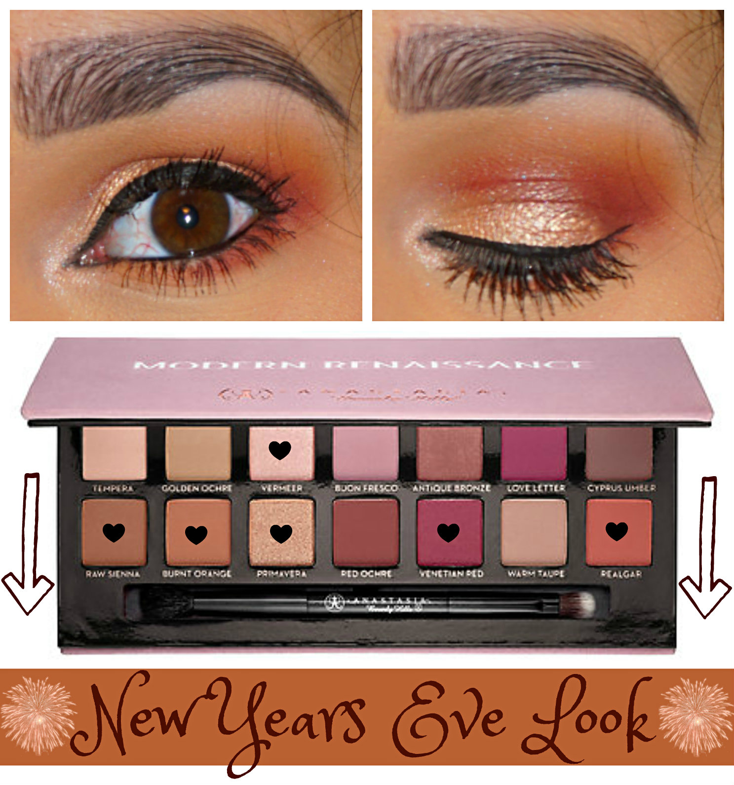 makeup fashion royalty new years eve makeup look. Black Bedroom Furniture Sets. Home Design Ideas