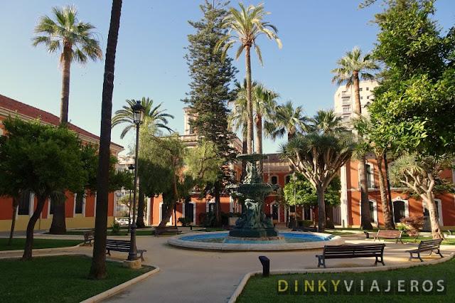 Huelva. Casa Colón