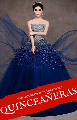 aba785a51 vestidos para fiesta de xv años invitadas