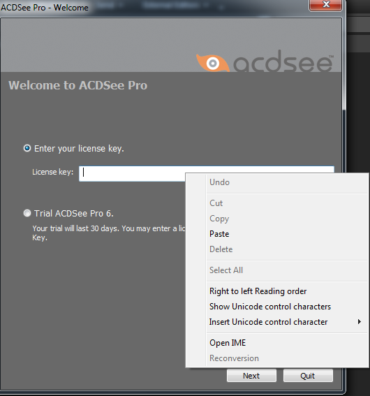 ACDSee Pro 6.1 download with crack & serial