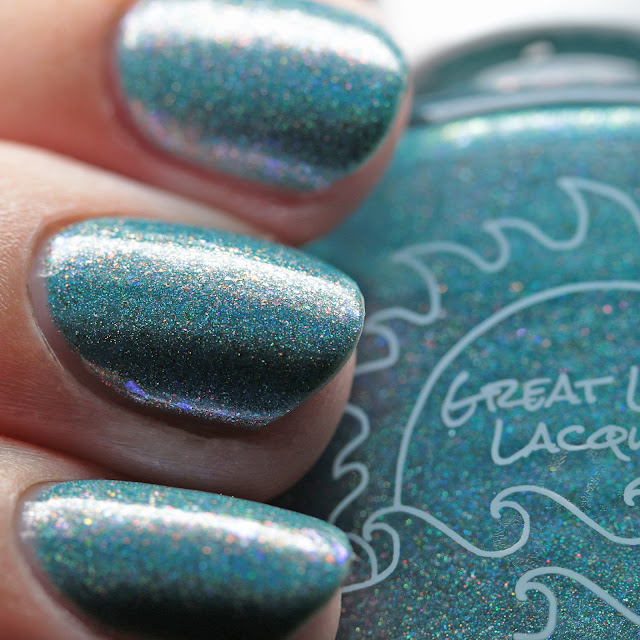 Great Lakes Lacquer Don't You Leave Him Samwise