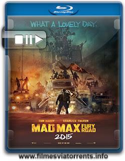 Mad Max: Estrada da Fúria Torrent – BluRay Full HD IMAX 1080p Dual Áudio 5.1 (2015)
