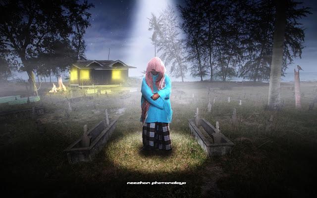 photo manipulation remember death