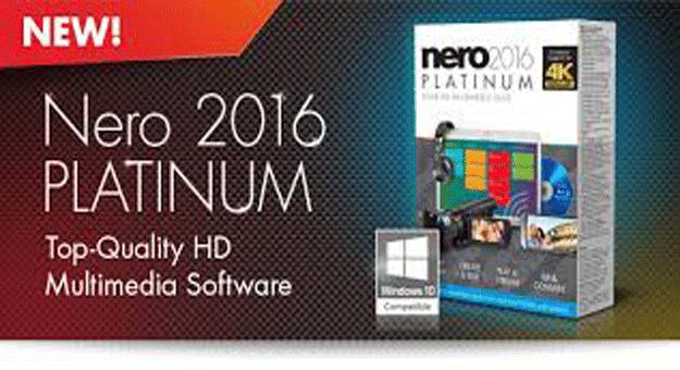 طريقة تحميل Nero 2016 آخر اصدار