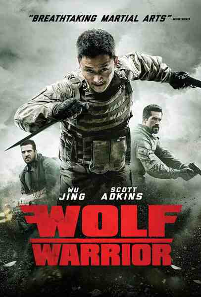 Wolf Warriors [2015] [DVDR] [NTSC] [Subtitulado]