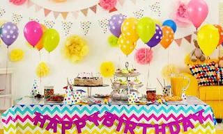 Tepat Memilih Tema Pesta Ulang Tahun Anak