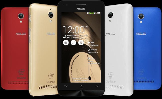 Stock Firmware Asus Zenfone C (ZC451CG)