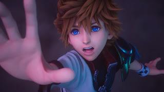 Kingdom Hearts 3 PS4 Background