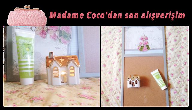 Madame Coco son alışverişim