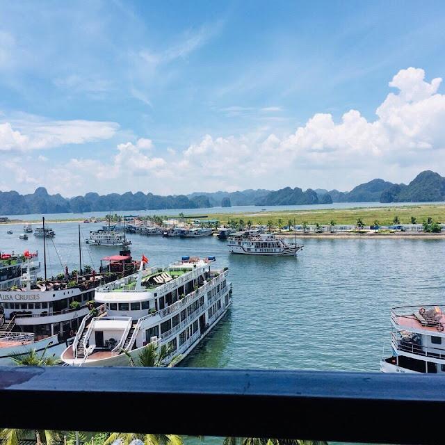 Shophouse view vịnh Hạ Long