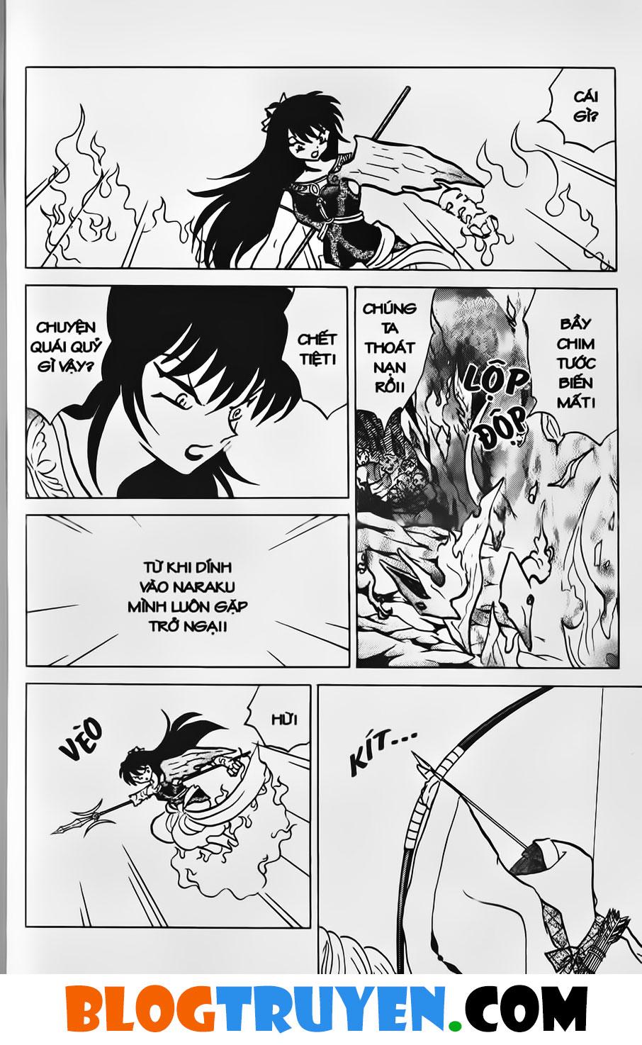 Inuyasha vol 31.8 trang 11