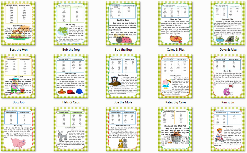 INSTRUCTIONAL MATERIALS ENGLISH READING CHARTS u0026 POSTERS ...