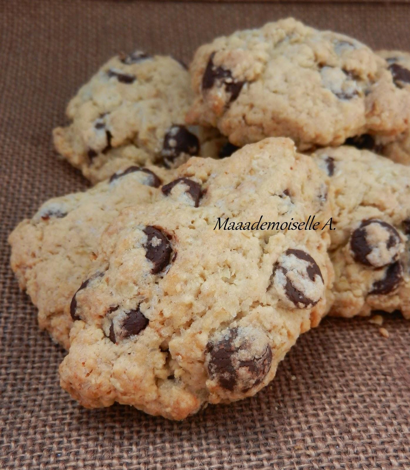 || Mes cookies favoris : SOS Cookies, recette et idée cadeau gourmand