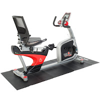 Ironman Triathlon X-Class 410 Recumbent Bike, image, review features compared with Ironman H-Class 410