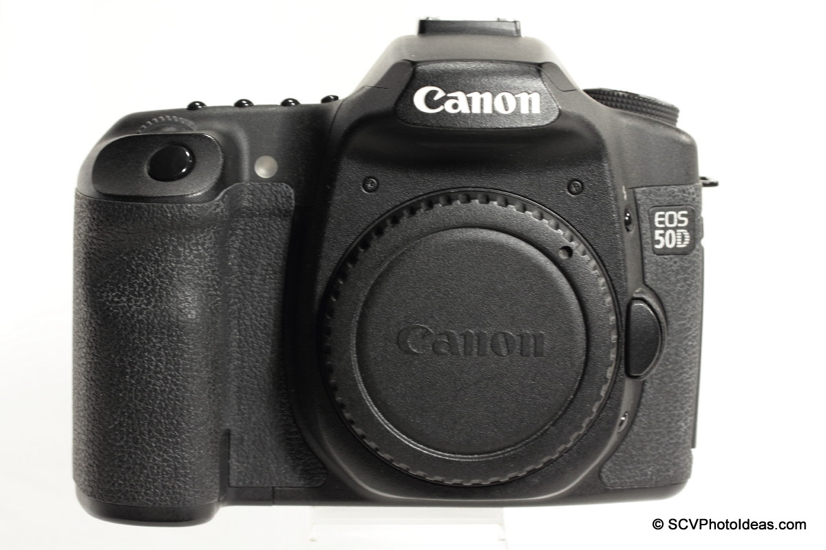 Canon EOS 50D Digital Camera body front