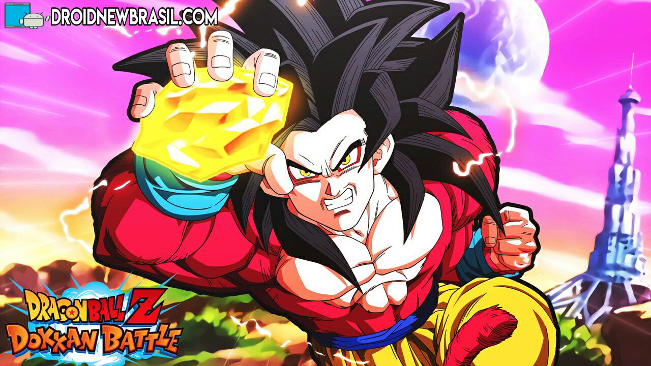 DRAGON BALL Z DOKKAN BATTLE 3.11.0 Apk Mod