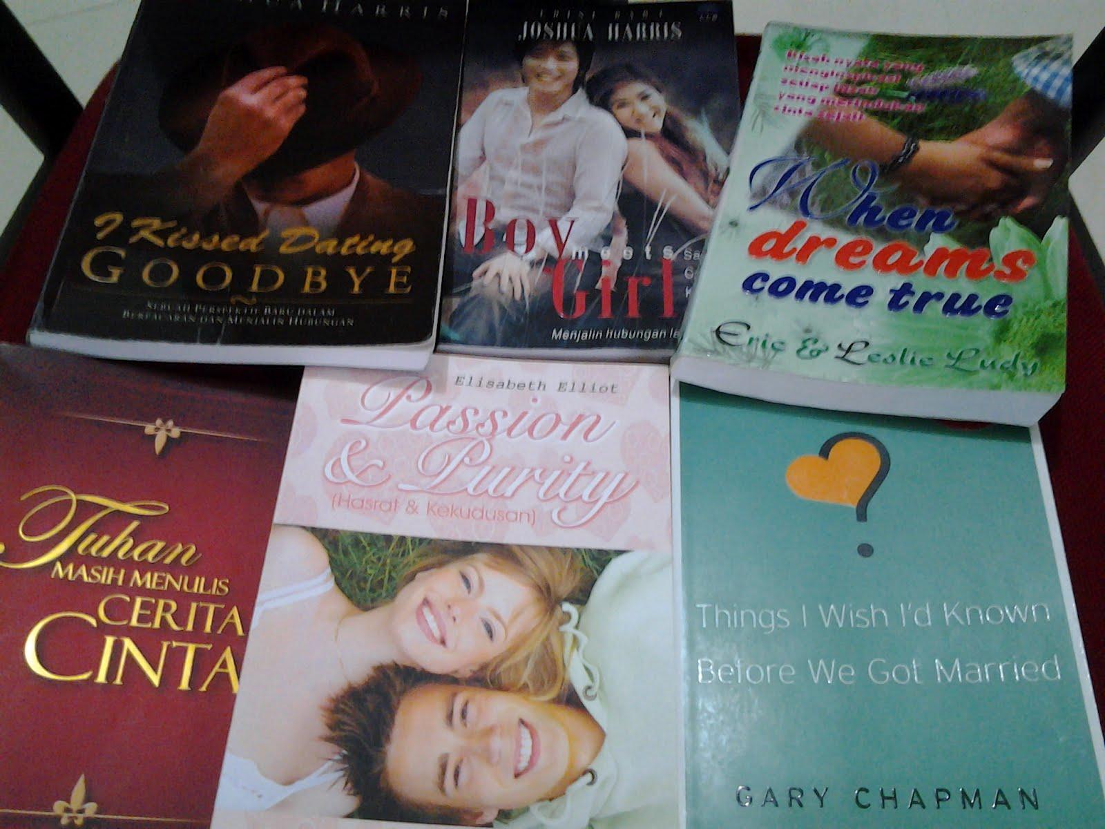 Buku i kissed dating goodbye
