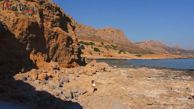 """Οι """"άγνωστες"""" παραλίες του Λασιθίου (βίντεο)"""