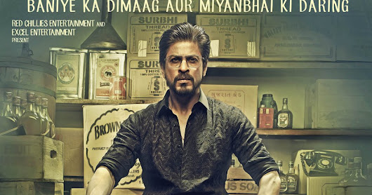 Raees - Movie Review