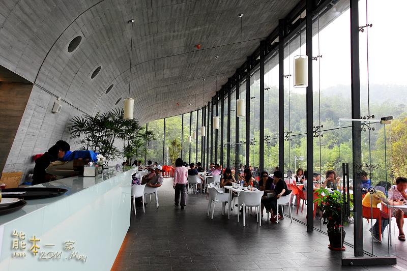 南投日月潭超夯景點|向山行政暨遊客中心|惠蓀咖啡館
