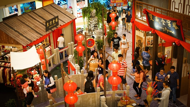 5 Different Lunar New Year Attractions in 2018 @ Sunway Malls