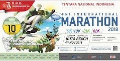 TNI – Mandalika International Marathon • 2018