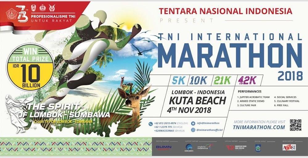 TNI International Marathon • 2018