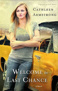 'WELCOME TO LAST CHANCE,' BY CATHLEEN ARMSTRONG. Review of the 2013 contemporary fiction novel by debut author Armstrong. © Rissi JC