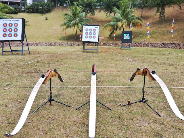 Archery dari Montigo Resort