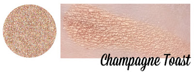 Becca x Jaclyn Hill Champagne Collection Eye Palette Champagne Toast