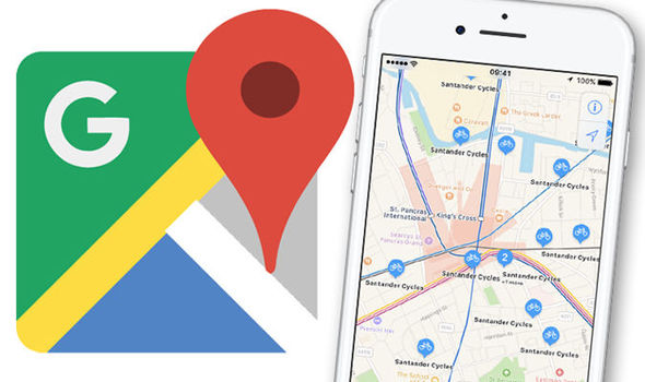 Intersting Update Of Google Map For iOS